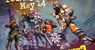 Borderlands 2 DLC character Krieg arrives May 14