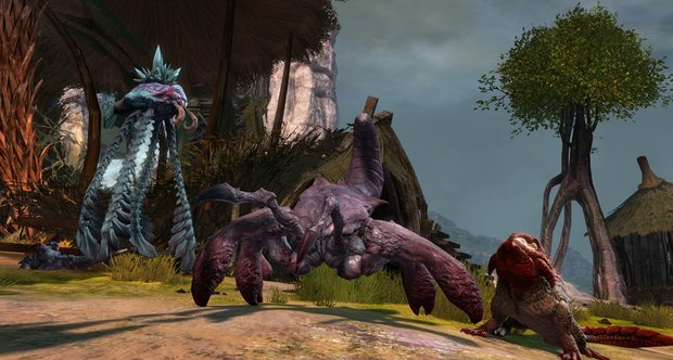 Guild Wars 2 Secret of the Southsun screenshots