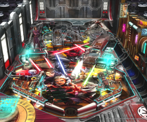 Star Wars Pinball Files