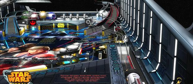Star Wars Pinball News