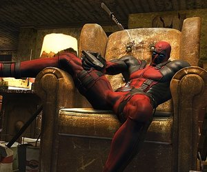 Deadpool Chat