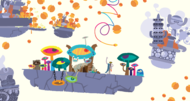 Hohokum whimsying onto PS3, PS4 and Vita in 2014