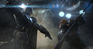 Batman: Arkham Origins teaser has Batman, Deathstroke duking it out