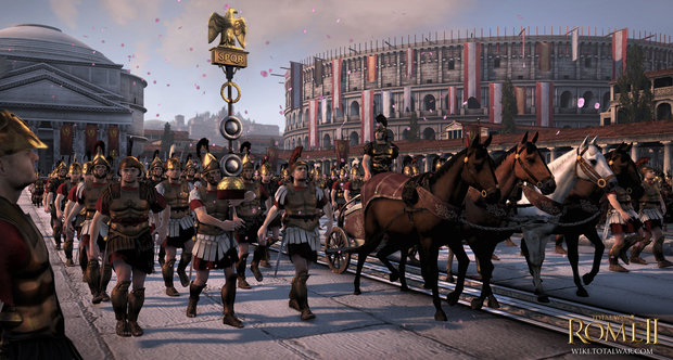 Total War: Rome II Screenshots Digital Ops