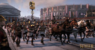 Total War: Rome II invading Linux and living rooms
