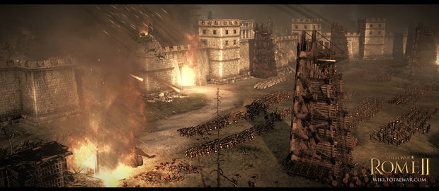 Total War: Rome II News
