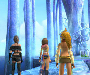 Final Fantasy X-2 HD Remaster Screenshots