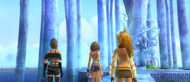 Final Fantasy X-2 HD Remaster News