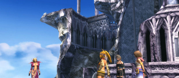 Final Fantasy X/X-2 HD Remaster News