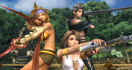 A first look at Final Fantasy X-2 HD