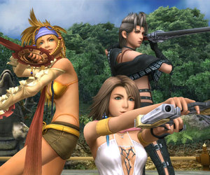 Final Fantasy X-2 HD Remaster Files