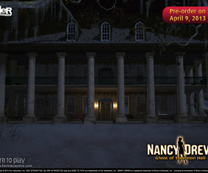 Nancy Drew: Ghost of Thornton Hall Screenshots