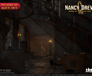 Nancy Drew: Ghost of Thornton Hall Chat