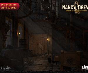 Nancy Drew: Ghost of Thornton Hall Files