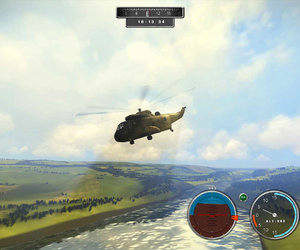 Helicopter Simulator: Search&Rescue Chat