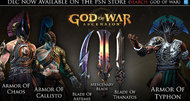 God of War: Ascension gets 'Primordial' weapons today