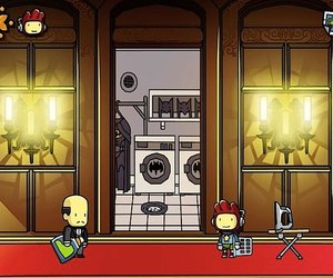 Scribblenauts Unmasked: A DC Comics Adventure Screenshots