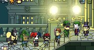 Scribblenauts Unmasked features over 2000 DC Comics characters and items