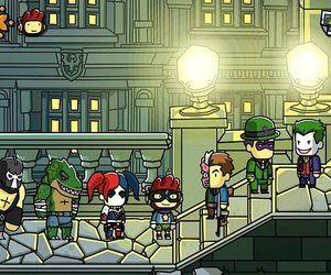 Scribblenauts Unmasked: A DC Comics Adventure Chat
