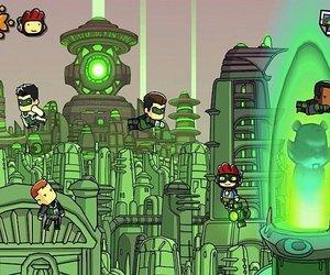 Scribblenauts Unmasked: A DC Comics Adventure Screenshots