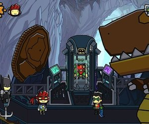 Scribblenauts Unmasked: A DC Comics Adventure Videos