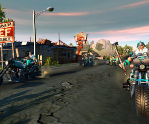 Ride to Hell: Route 666 Screenshots