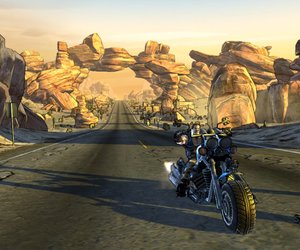 Ride to Hell: Route 666 Chat