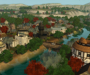 The Sims 3 Dragon Valley Chat