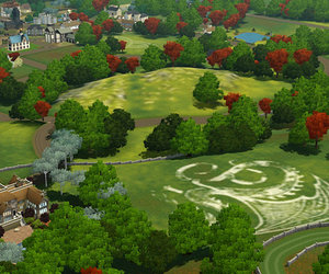 The Sims 3 Dragon Valley Files