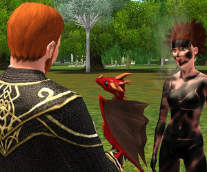 The Sims 3 Dragon Valley Screenshots