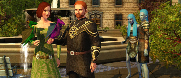 The Sims 3 Dragon Valley News