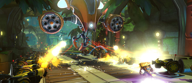 Ratchet & Clank: Full Frontal Assault News