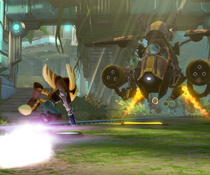 Ratchet & Clank: Full Frontal Assault Screenshots