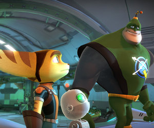 Ratchet & Clank: Full Frontal Assault Chat