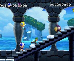 New Super Luigi U Chat