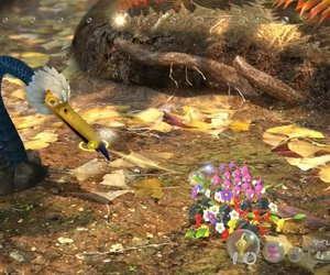 Pikmin 3 Chat