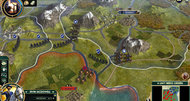 Civilization 5 Brave New World Indonesia and Morocco screens
