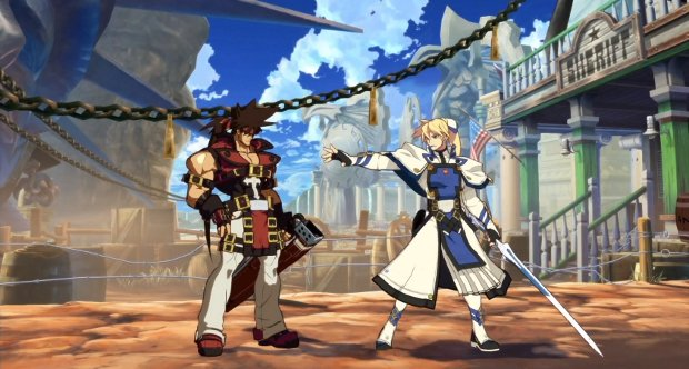 Guilty Gear Xrd -SIGN- trailer snap topstory