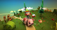 Tearaway preview: reaching into a new world