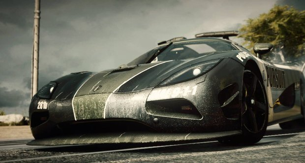 Need for Speed Rivalry teaser screenshots