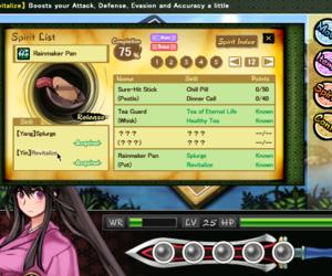 99 Spirits Screenshots