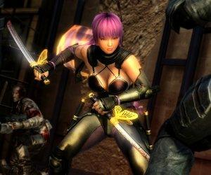 Ninja Gaiden 3: Razor's Edge Screenshots
