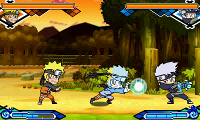 Naruto Powerful Shippuden Files