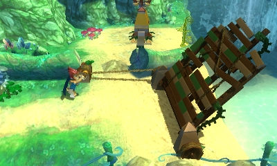LEGO Legends of Chima: Laval's Journey Screenshots