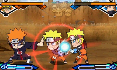 Naruto Powerful Shippuden Screenshots