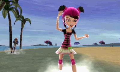 Monster High: Skultimate Roller Maze Chat