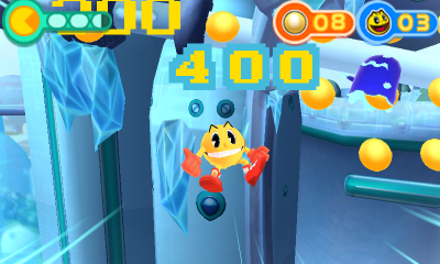 PAC-MAN and the Ghostly Adventures Screenshots