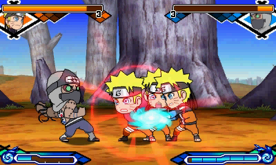 <b>Naruto</b> Powerful Shippuden Screenshots - Video Game News, Videos ...