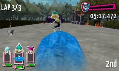 Monster High: Skultimate Roller Maze Screenshots