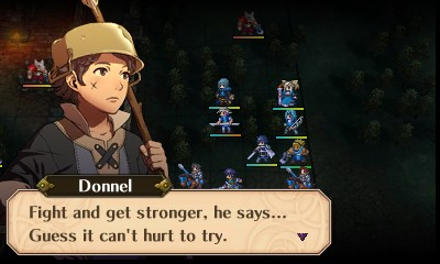 Fire Emblem: Awakening Chat